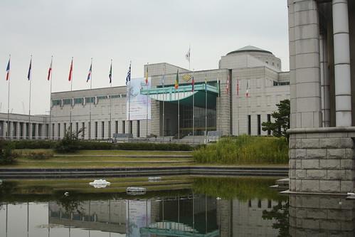 Korean War Museum by kiki5253