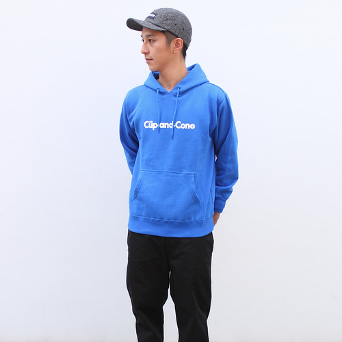 Ice Cream Hoodie - BLUE