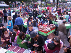 Parque Kennedy Market