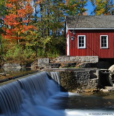 morningstar mills/decew falls (Rex Montalban Photography) Tags: ontario stcatharines polarizer nationalgeographic nd6 decewfalls sooc notanhdr morningstarmills powerglen rexmontalbanphotography