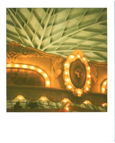 merry-go-round :: lion