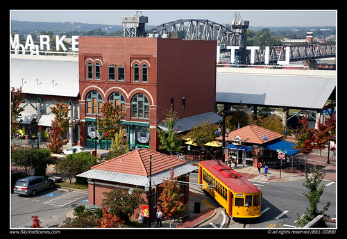 River Market in Little Rock, AR