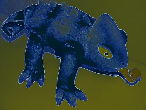 10-19-11 Chameleon by roswellsgirl