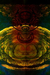 The Mirror of Soul (Silandi) Tags: life abstract love spiral mirror october transformation heart spirit vision soul change archetype 2011  seriesendbeginning sq renateeichert resilu