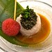 Nobu's first course dish