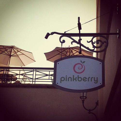 Pinkberry!