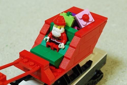 My Christmas Train! 6268774132_853a595f58