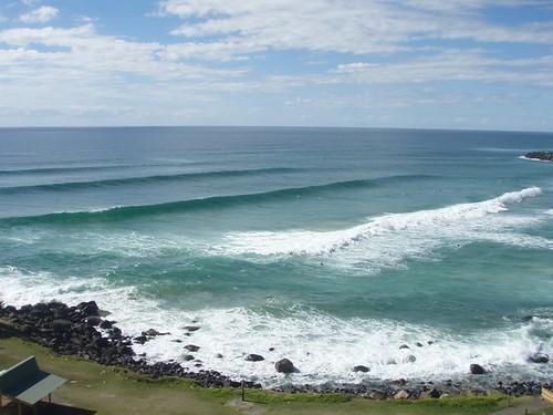 Coolangatta Australia Beach