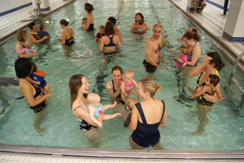 First Swim Class - 4