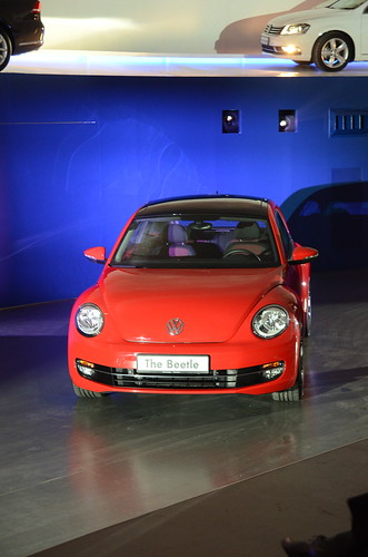 New 2011 VW Beetle