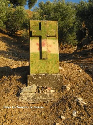 Cruz del Barranquillo