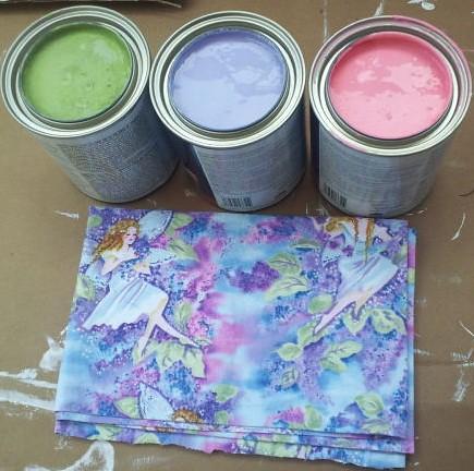 Lexie's furniture paint color