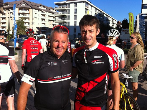 Stephen Roche and Matt