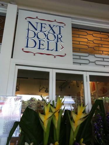 Next Door Deli | Wee Stories
