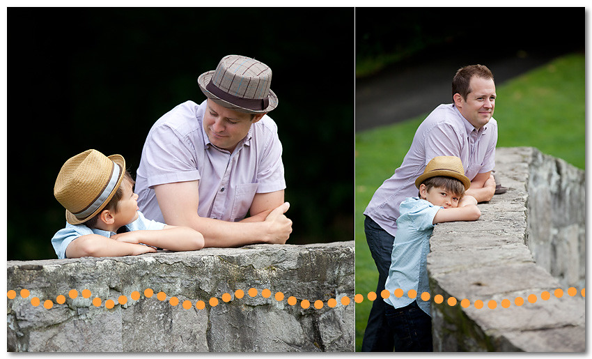 6141446380 467f8822de b A Boy and his Dad | Portland Family Photographer