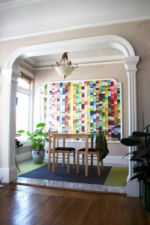 Ish And Chi Five Colour Ideas For Your Home Interior