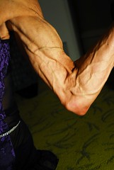 DSC_7251jj (Jonathan Mangold) Tags: sexy women muscle muscular veins biceps abs flexing veiny skinnywomen