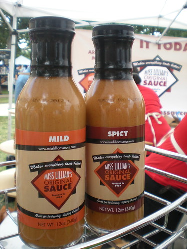 Ms. Lillie's BBQ Sauce