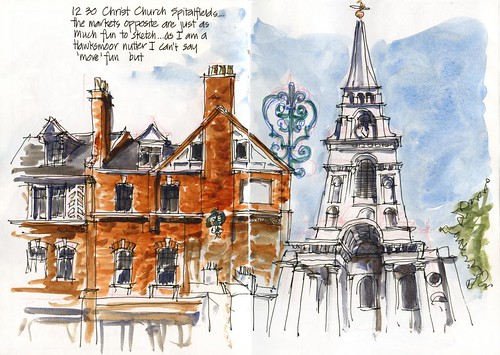 21 Wed03_05 Christ Church Spitalfields