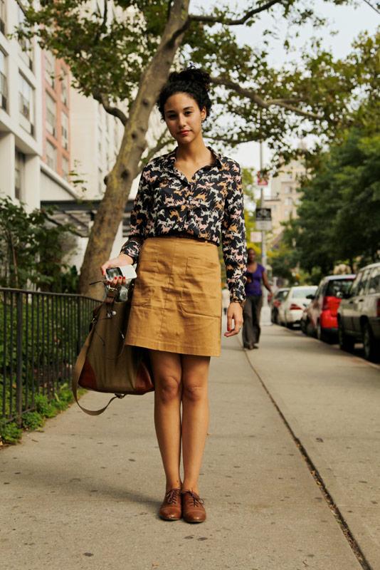 alexisny - NYC street fashion style
