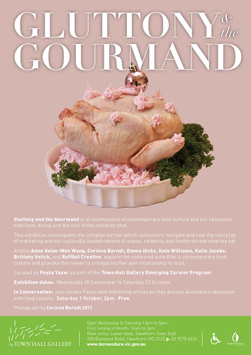 Gluttony and the Gourmand exhibition
