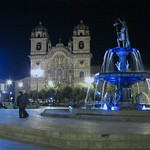 "Plaza de Armas at Night <a style=""margin-left:10px; font-size:0.8em;"" href=""http://www.flickr.com/photos/14315427@N00/6152406067/"" target=""_blank"">@flickr</a>"