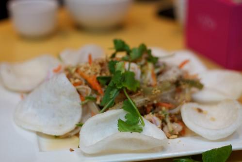 Vietnamest coleslaw