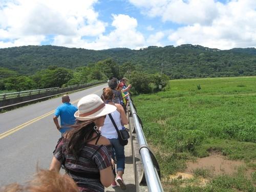 Gira Pre-congreso Parque Nacional Carara