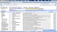 Inbox Triage With Gmail