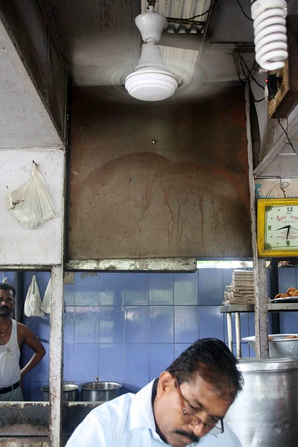 City Food – Masala Dosa, Mathew's Café