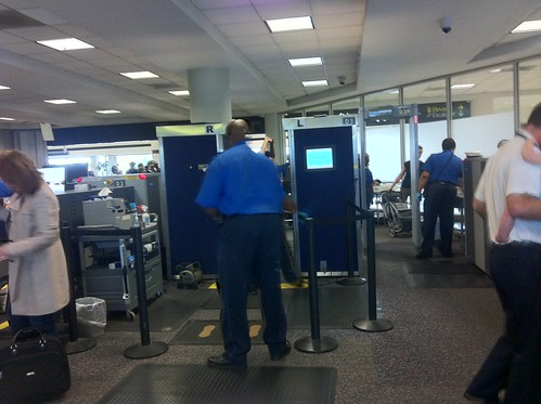 Tsa security checkpoint2 by Ben Popken, on Flickr