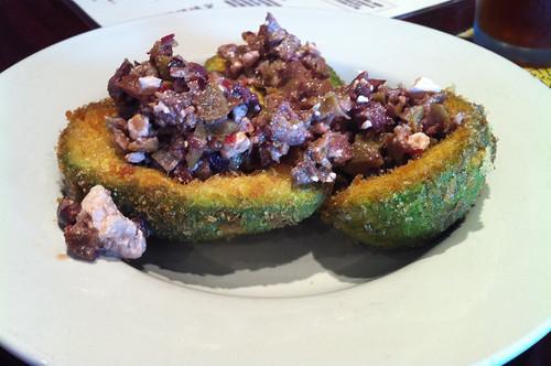 Fried avocados, South of Beale, Memphis, Tenn.