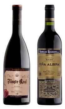 The Wines of Bodegas Riojanas