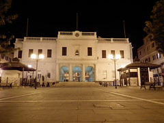 Gibraltar (Ben.Allison36) Tags: rock night shot nightshot fort finepix empire british gibraltar queensway overseas territory rockofgibraltar hs10