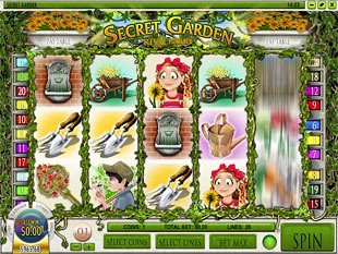 Secret Garden Slot Machine