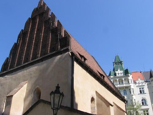 בית הכנסת החדש ישן בפראג
