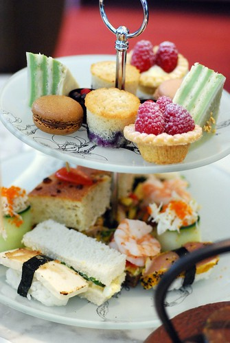 Afternoon Tea @ the Lobby Lounge