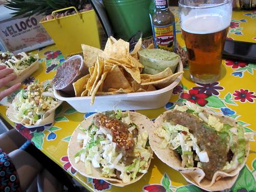 El Loco tacos