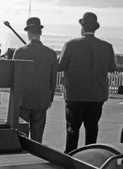 Laurel and Hardy (jane_sanders) Tags: sussex westsussex laurel goodwood hardy laurelandhardy revival lardy goodwoodrevival motorcircuit haurel haurelandlardy
