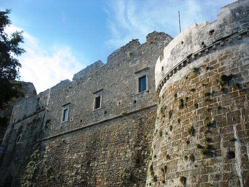Castillo de Monte sant Angelo