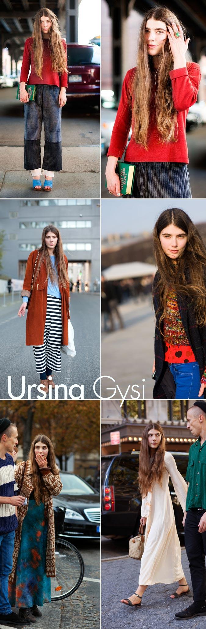 Style File: Ursina Gysi