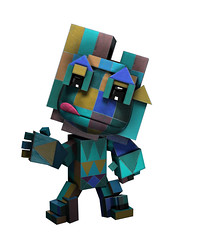 LittleBigPlanet 2 Move Pack: CubistPose