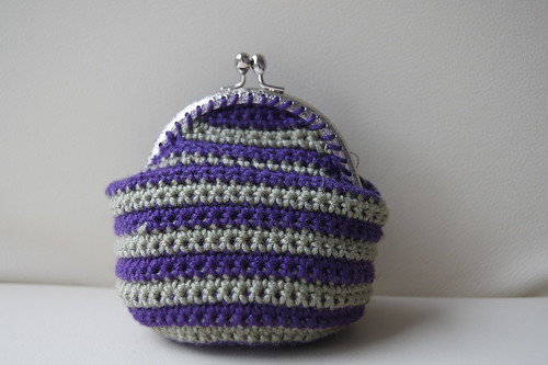 Crochet Snap Purse