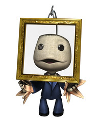 LittleBigPlanet 2 Move Pack: SurrealPose03