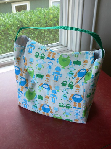 Bots Lunch Bag