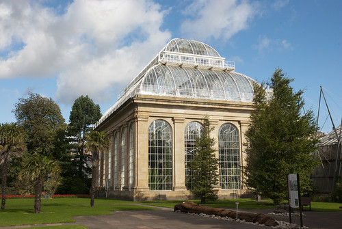 Victorian Glasshouse
