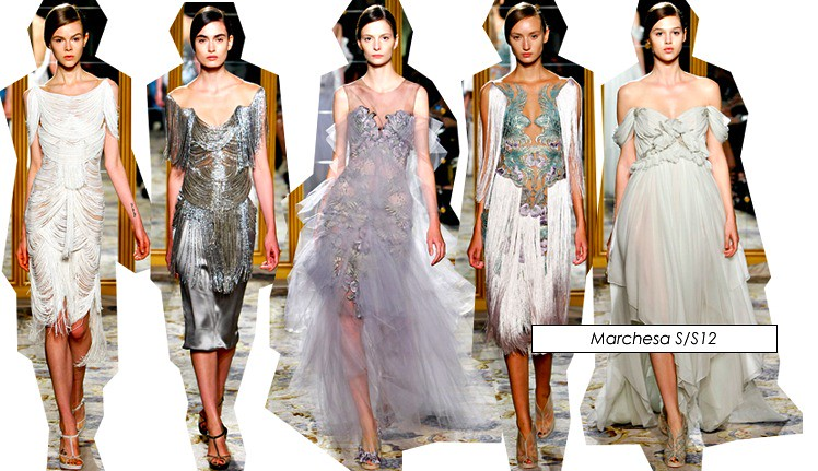 marchesa new york fashion week ss12 2012 collection