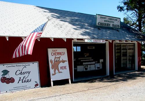 Cherry Haus in Lakeside, MT