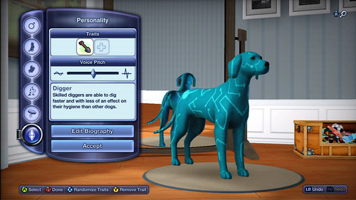The Sims 3 Pets Data Pointer