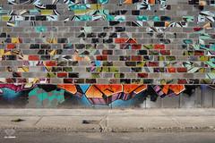 KEMS   Scrabble. (Ironlak) Tags: graffiti ironlak allchrome kems ironlakusa